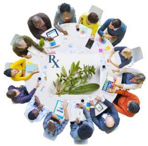 Forum pour les professionnels de la santé